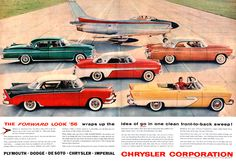 1956 Chrysler Corporation