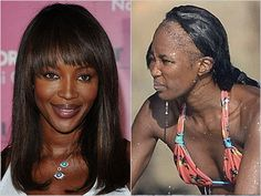 Meeooowww - I'm sorry - but somehow this makes me feel better about myself. Celebrities Without Makeup - Daily Makeover