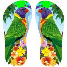 Estampa para chinelo Animais 001323 - Customize Transfer Abstract Flowers, Fantasy Creatures, Ciabatta, Clip Art, Floral, Animals, Funny Giraffe, Art Fair, Patterns