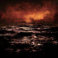 Ocean Fire | Michael Regnier | 36x36