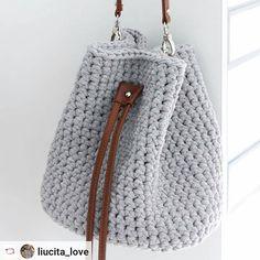 """СУМКИ,ШЛЯПЫ,КАРДИГАНЫ в Instagram: «Идеальная торба по моему PDF мастер-классу #Rensta #Repost: @liucita_love via @renstapp ··· """" Мне очень приятно, что вам так нравится…»"""