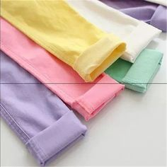 Let your child walk and look glamorous with these stretchable pants made with the best cotton there is. Spring Outfits, Spring Clothes, Girls Pants, Purple Yellow, Cute Girls, Glamour, Pineapple, Cotton, June