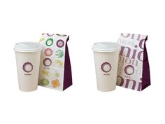 Onion - Healthy Fast Food Restaurant Packaging by CURLY BLACK- Design & Concept