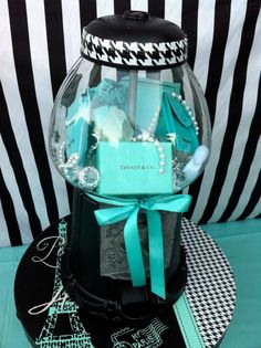 "Little Big Company | The Blog: ""Tiffany in Paris"" Themed Party by Laura's Little Party"