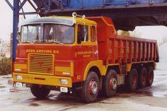 Ftf Dump Truck Greving Holland