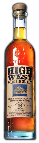 High West 16 Year Old Rocky Mountain Rye | American Whiskey | High West Distillery & Saloon