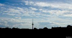 Himmel über Cuxhaven
