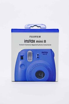 Fujifilm Instax Mini 8 Camera in Indigo