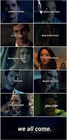 Teen Wolf edit It doesn't matter if you're right here or far away; deep in the forest, throu Stiles Teen Wolf, Teen Wolf Malia, Teen Wolf Stydia, Teen Wolf Boys, Teen Wolf Dylan, Teen Wolf Cast, Teen Wolf Actors, Teen Wolf Isaac, Teen Wolf Memes