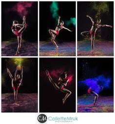 Powder Dance ~ DanzForce Extreme Studio ~Orlando Florida » Collette Mruk Photography Blog Dance, chalk, ballet, contemporary, lyrical, orlando