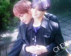 Taemin and Onew ❤