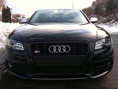 2014 Audi S4 Black optic