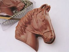 Horse Lover Gift, Solid Milk Chocolate Gift Boxed Horse / Pony for Adults & Children Chocolate Favors, Chocolate Gift Boxes, Valentine Chocolate, Chocolate Sweets, Chocolate Shop, Chocolate Truffles, Chocolate Covered, Preschool Mothers Day Gifts, Homemade Mothers Day Gifts