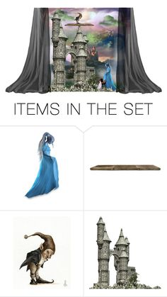 """""""Contest: """"Rumpelstiltskin"""""""" by catyravenwood ❤ liked on Polyvore featuring art"""