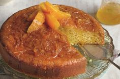 Slimming World's Spanish orange cake recipe - goodtoknow