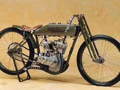 1917 Harley-Davidson Model T Factory V-Twin Racer