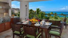 The Residences at Kapalua Bay Maui Hawaii Beachfront Vacation Rental Vil...