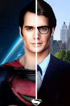 Man of Steel Henry Cavill is amazing as Superman / Clark Kent. I can't wait to see him as awkward reporter Clark Kent. Batman Vs Superman, Superman Henry Cavill, Superman Man Of Steel, Spiderman, Superman 2014, Henry Cavill Movies, Clark Superman, Superman Movies, Justice League