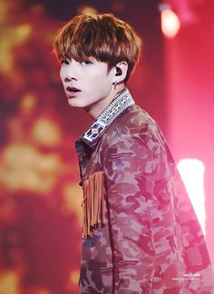 [161008] Jungkook @ DMC Festival Korean Music Wave