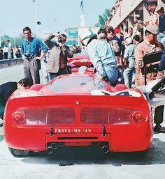 Soul — John Surtees Ferrari 330 P3 Monza 1000 Km 1966