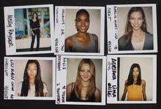 Adriana Lima, Karlie Kloss, Liu Wen, and MoreModelVoguePolaroids — Vogue