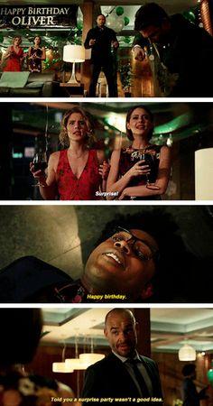 #Arrow #Season5 #5x22 - Promo