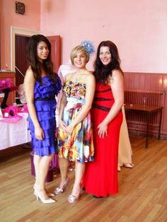 bespoke dresses.