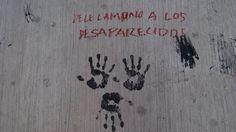 Dele la Mano a los Desaparecidos 2014