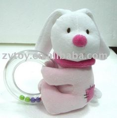 soft baby rattles,stuffed baby rattles,plush baby rattles1)Easy for baby to hold,safey materials2)special designOEM&ODM