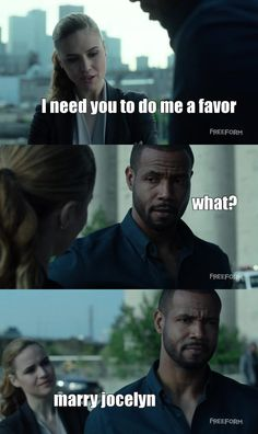 Shadowhunters S01E01 - The Mortal Cup - me asking to my otp member marry the other
