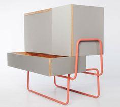 Coral storage unit / dresser