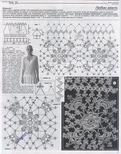 Letras e Artes da Lalá: Casaquinho de crochê