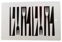 pattern cutlery