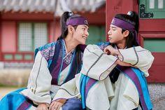 화랑 한성/무명 (김태형/박서준) Hwarang Han Sung/Moo Myung (Kim Taehyung/Park Seo Joon)