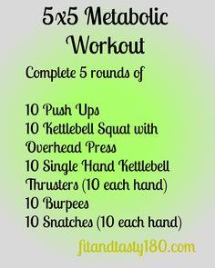 Whole body kettlebell workout! #kettlebells #wholebody #bodyweight #workout #wod