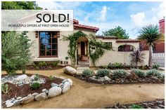SOLD in Faircrest Heights for over asking at the first weekend open house! If you are thinking of selling, give me a call & let me do the same for you! Laura Sells Faircrest Heights! JUST SOLD! 1778 S. Crescent Heights Blvd. Los Angeles, CA 90035 - $1,030,000!