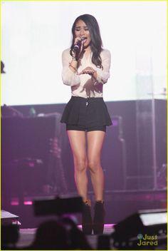 Jessica Sanchez Performs at Univision Upfronts | jessica sanchez today univision upfront 09 - Photo