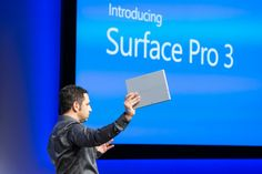 So I actually pre-ordered a Microsoft Surface Pro 3 and here's why…
