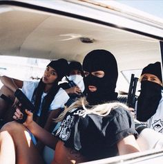 Evil Enterprise is a rap group, releasing music through the Underground record label that consists of many collaborators, such as EPTX, Codeine and Whit. Estilo Gangster, Gangster Girl, Girl Gang Aesthetic, Badass Aesthetic, Aesthetic Outfit, Halloween Outfits, Halloween Costumes, Estilo Chola, Fille Gangsta