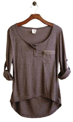 Perfect Shirt, Mocha | Conversation Pieces