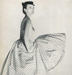 Givenchy,1954