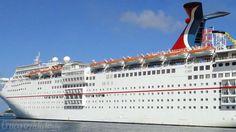 Puerto base del Carnival Fascination. Carnival Cruise Line ha introducido un cambio en Puerto Rico colocando nuevo barco en San Juan de Puerto Rico