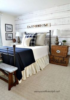 Savvy Southern Style: Farmhouse Style Is