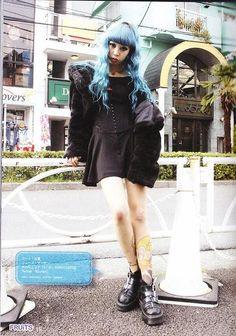 Korean Fashion Dress, Fashion Shoot, Fashion Wear, Cute Fashion, Unique Fashion, Fashion Outfits, Japanese Street Fashion, Tokyo Fashion, Harajuku Fashion