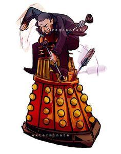 Resultado de imagem para regeneration doctor who fan art