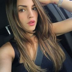 hair color ideas with blonde for brunettes Haircuts For Long Hair, Long Hair Cuts, Hairstyles Haircuts, Pretty Hairstyles, Straight Hairstyles, Medium Hair Styles, Curly Hair Styles, Long Layered Hair, Straight Hair With Layers
