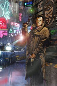 Arte alternativa do filme Blade Runner. 10 filmes sobre a inexorabilidade do tempo. O cinema disposto em todas as suas formas. Análises desde os clássicos até as novidades que permeiam a sétima arte. Críticas de filmes e matérias especiais todos os dias. #filme #filmes #clássico #cinema #ator #atriz