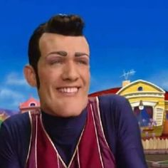 Blongo's Chog, We Are Number One from Lazy Town but in F Major...