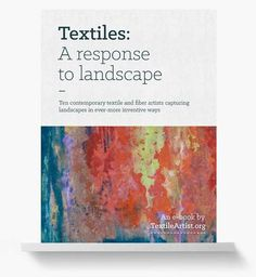 Renowned textile artist Cas Holmes shares some invaluable words of wisdom on finding inspiration for textile art. Cas Holmes, Contemporary Embroidery, Textiles, Free Machine Embroidery, Mixed Media Collage, Textile Artists, Textile Design, Floral Design, Fabric Art