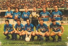 1984/85 Sampdoria